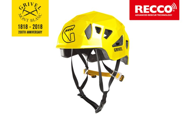 Coming soon… First helmets with RECCO system