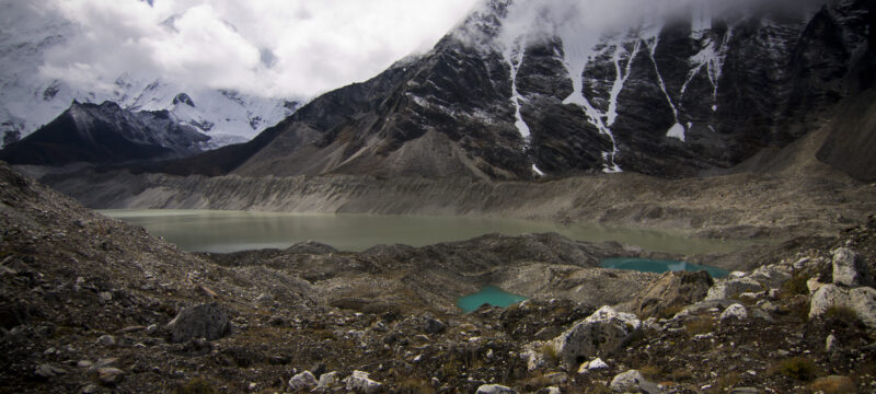 Climate change and melting ice : prevent disasters