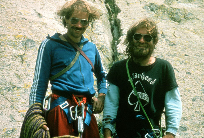The Remy brothers and climbing : A passion that moves mountains